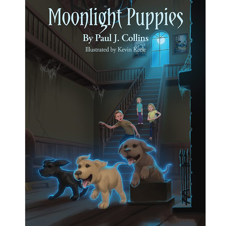 Moonlight Puppies Front